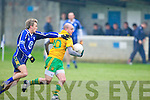 Kerins O'Rahilly's Giles O'Grady and Gneevguilla's Michael Murphy.