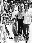 UK 1978 Eddie Jobson, Bill Bruford, John Wetton and Allan Holdsworth<br /> © Chris Walter