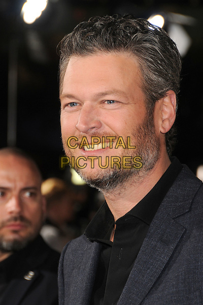 30 November 2015 - Universal City, California - Blake Shelton. &quot;The Ridiculous 6&quot; Los Angeles Premiere held at the AMC Universal CityWalk Stadium 19. <br /> CAP/ADM/BP<br /> &copy;BP/ADM/Capital Pictures