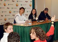 21-2-07,Tennis,Netherlands,Rotterdam,ABNAMROWTT, Kidsday,kids pressconference