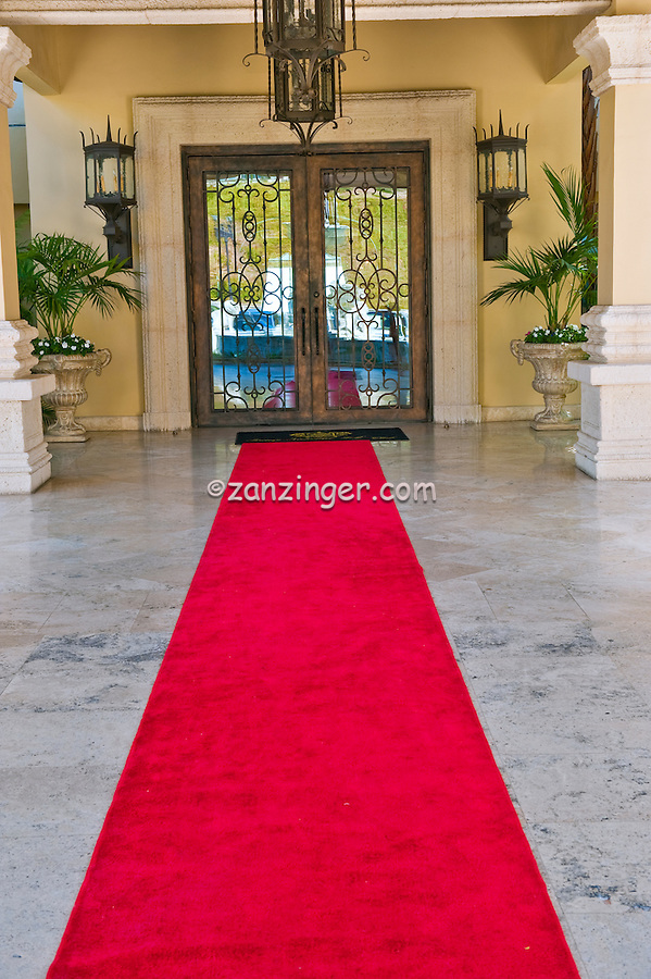 Rancho Palos Verdes, CA, Trump National Golf Course, Exterior, Red Carpet, luxurious, Palos Verdes, Peninsula, Trump National Golf Club, , pictures of front door entrances