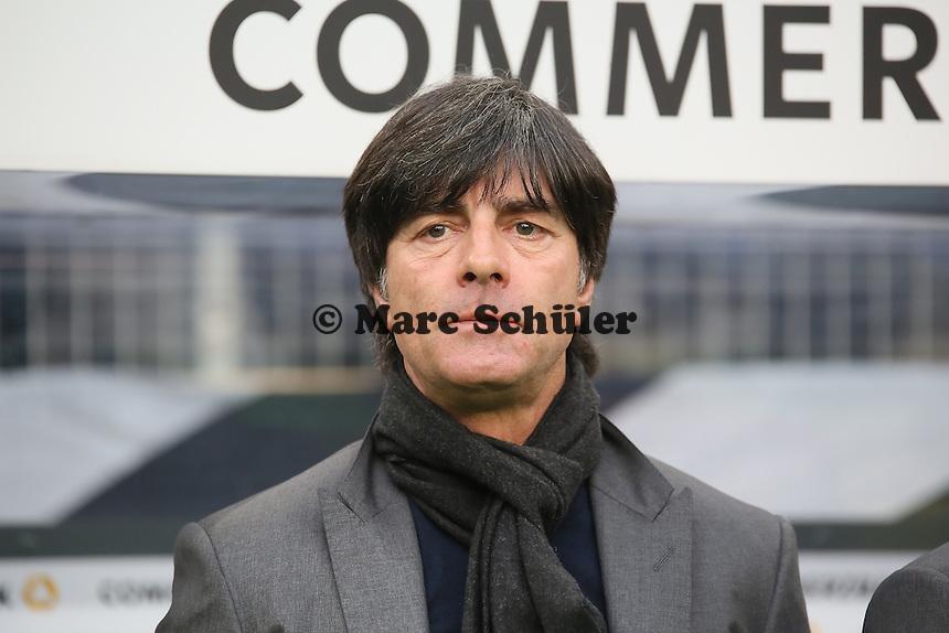 Bundestrainer Joachim Löw (D) - Deutschland vs. Polen, WM-Vorbereitung Testspiel, Imtech Arena Hamburg