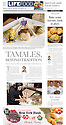 Tamales beyond Tradition