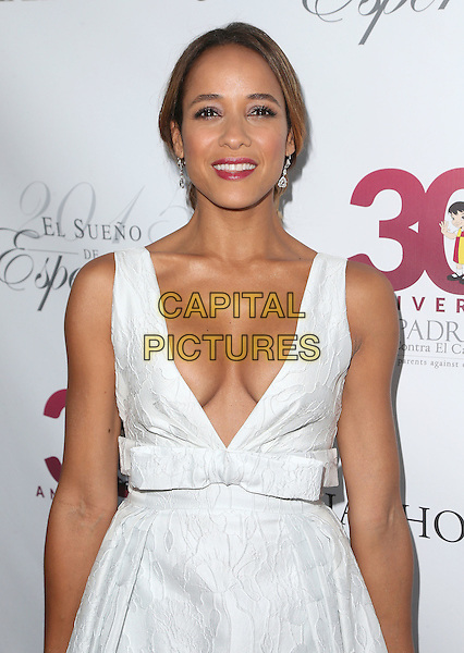 17 September 2015 - Hollywood, California - Dania Ramirez. Padres Contra El Cancer's 15th Annual &quot;El Sueno De Esperanza&quot; held at Boulevard3.  <br /> CAP/ADM/FS<br /> &copy;Faye Sadou/AdMedia/Capital Pictures
