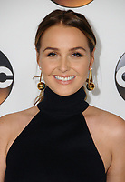 06 August  2017 - Beverly Hills, California - Camilla Luddington.   2017 ABC Summer TCA Tour  held at The Beverly Hilton Hotel in Beverly Hills. Photo Credit: Birdie Thompson/AdMedia