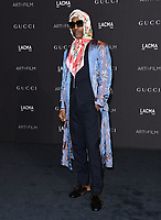 03 November 2018 - Los Angeles, California - ASAP Rocky. 2018 LACMA Art + Film Gala held at LACMA.  <br /> CAP/ADM/BT<br /> &copy;BT/ADM/Capital Pictures