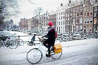 Amsterdam: Winter