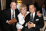 BEVERLY HILLS - JUN 12: John Holly, Ruta Lee, George Pennacchio at The Actors Fund's 20th Annual Tony Awards Viewing Party at the Beverly Hilton Hotel on June 12, 2016 in Beverly Hills, California