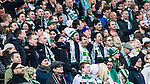 Solna 2014-03-16 Bandy SM-final herrar Sandvikens AIK - V&auml;ster&aring;s SK :  <br /> V&auml;ster&aring;s supportrar<br /> (Foto: Kenta J&ouml;nsson) Nyckelord:  SM SM-final final herr herrar VSK V&auml;ster&aring;s SAIK Sandviken  supporter fans publik supporters