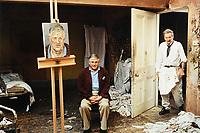 Collection of David Hockney artworks sells