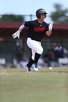 Carlos Berrios (59) of Leadership Cristian Academy in Corozal, Puerto Rico during the Under Armour Baseball Factory National Showcase, Florida, presented by Baseball Factory on June 12, 2018 the Joe DiMaggio Sports Complex in Clearwater, Florida.  (Nathan Ray/Four Seam Images)
