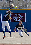 2012 Nevada Softball vs Sac State
