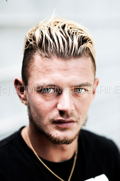 Belgian football player Maxime Lestienne (Holland, 29/07/2015)