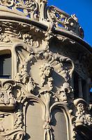 Spanien, Casa Longoria in der Calle Fernando VI Nr. 4 in Madrid, erbaut 1903 von Jose Grases Riera