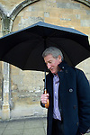 Jeremy Paxman, broadcaster, at Christ Church during the FT Weekend Oxford Literary Festival, Oxford, UK. Thursday 27 March 2014.<br /> <br /> PHOTO COPYRIGHT Graham Harrison<br /> graham@grahamharrison.com<br /> <br /> Moral rights asserted.