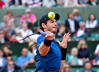 7e  journee :  Andy Murray<br /> Tennis Roland Garros 2017 <br /> Foto Antoine Couvercelle / Panoramic / Insidefoto <br /> ITALY ONLY