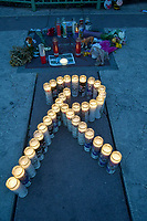 Las Vegas NV - May 10:  Remembering Roy Horn on the Las Vegas Strip in Las Vegas, Nevada on May 10, 2020. <br /> CAP/MPI/DAM<br /> ©DAM/MPI/Capital Pictures