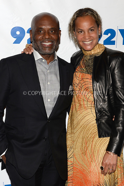 WWW.ACEPIXS.COM<br /> February 2, 2016 New York City<br /> <br /> L. A. Reid and Erica Holton Reid attending the L. A. Reid in conversation with Gayle King and special guest Meghan Trainor event at 92Y on February 2, 2016 in New York City.<br /> <br /> Credit: Kristin Callahan/ACE Pictures<br /> Tel: (646) 769 0430<br /> e-mail: info@acepixs.com<br /> web: http://www.acepixs.com