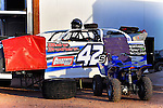 Jan 7, 2017; 4:51:38 PM; QUEEN CREEK, AZ., USA; 11th Annual Keyser Manufacturing Wild West Shootout at Arizona Speedway presented by O'Reilly Auto Parts. Mandatory Credit: (thesportswire.net)