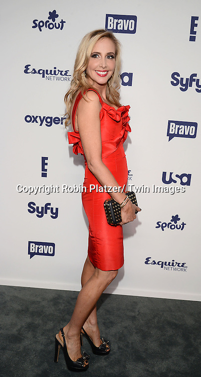 Shannon Beador attends the NBCUniversal Cable Entertainment Upfront <br /> on May 15, 2014 at The Javits Center North Hall in New York City, New York, USA.