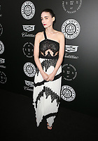 06 January 2018 - Santa Monica, California - Rooney Mara. The Art Of Elysium's 11th Annual Black Tie Artistic Experience HEAVEN Gala held at Barker Hangar. <br /> CAP/ADM/FS<br /> &copy;FS/ADM/Capital Pictures