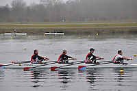 003 Wallingford RC IM3.4x‐..Marlow Regatta Committee Thames Valley Trial Head. 1900m at Dorney Lake/Eton College Rowing Centre, Dorney, Buckinghamshire. Sunday 29 January 2012. Run over three divisions.