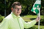 NOORDWIJKERHOUT - Eigenaar Peter Duivenvoorde . Golfbaan Landgoed TESPELDUYN in Noordwijkerhout. COPYRIGHT KOEN SUYK