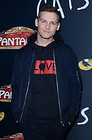 """LOS ANGELES - FEB 27:  Brandon Hudson at the """"Cats"""" Play Opening at the Pantages Theater on February 27, 2019 in Los Angeles, CA"""
