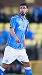 St Johnstone FC.. 2014-2015 Season<br /> Trialist Thomas Tsitas<br /> Picture by Graeme Hart.<br /> Copyright Perthshire Picture Agency<br /> Tel: 01738 623350  Mobile: 07990 594431