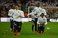 Aufwaermen England - 10.11.2017: England vs. Deutschland, Freundschaftsspiel, Wembley Stadium