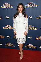 LONDON, UK. October 24, 2016: Roxie Nafousi at the &quot;Doctor Strange&quot; launch event at Westminster Abbey, London.<br /> Picture: Steve Vas/Featureflash/SilverHub 0208 004 5359/ 07711 972644 Editors@silverhubmedia.com