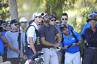 James Nitties (AUS) in action on the 4th during the Matchplay Final of the ISPS Handa World Super 6 Perth at Lake Karrinyup Country Club on the Sunday 11th February 2018.<br /> Picture:  Thos Caffrey / www.golffile.ie<br /> <br /> All photo usage must carry mandatory copyright credit (&copy; Golffile   Thos Caffrey)