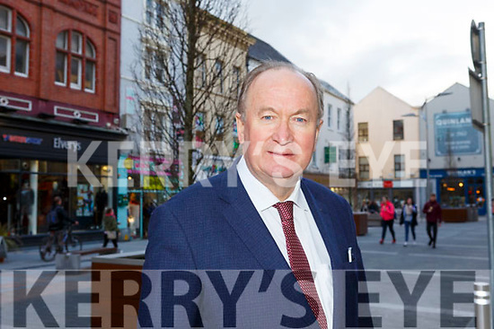 Cllr Jim Finucane from Tralee