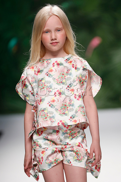 She-Ver - Pitti Bimbo Kids - spring summer 2018 - Florence - June 2017