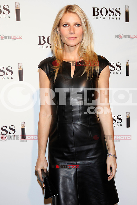 Gwyneth Paltrow attends BOSS photocall at Palacio de Neptuno on October 29, 2012 in Madrid, Spain. .(ALTERPHOTOS/Harry S. Stamper) /NortePhoto .<br /> &copy;NortePhoto