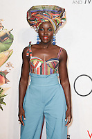 "Lupita Nyong'o<br /> at the London Film Festival 2016 premiere of ""Queen of Katwe"" at the Odeon Leicester Square, London.<br /> <br /> <br /> ©Ash Knotek  D3168  09/10/2016"