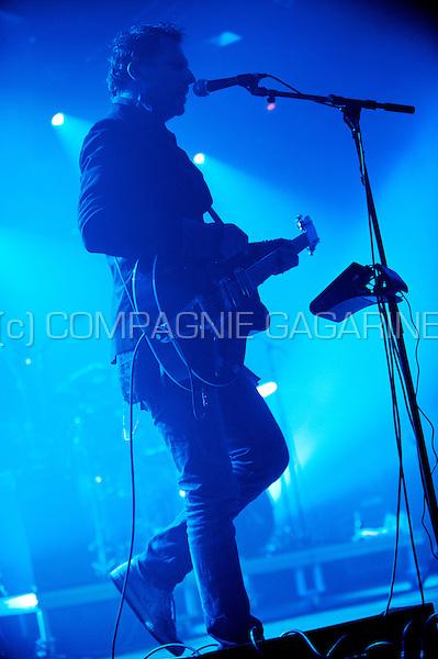 Concert of the Belgian dance band Magnus at the Leffingeleuren festival, in Leffinge (Belgium, 20/09/2014)