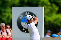 Jorge Campillo (ESP) on the 12th during round 3 of the 2016 BMW PGA Championship. Wentworth Golf Club, Virginia Water, Surrey, UK. 28/05/2016.<br /> Picture Fran Caffrey / Golffile.ie<br /> <br /> All photo usage must carry mandatory copyright credit (© Golffile   Fran Caffrey)