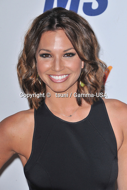 Melissa Rycroft  arriving at The 20th Ann. Race To Erase MS 2013 at the Hyatt Hotel in Los Angeles.