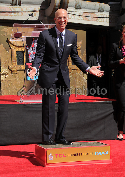 29 September 2016 - Hollywood, California. Jeffrey Katzenberg. Jeffrey Katzenberg Hand And Footprint Ceremony held at The TCL Chinese Theater. Photo Credit: Birdie Thompson/AdMedia