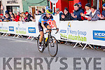 Mark Dowling son of former boxer Billy Dowling wins the stage in Killorglin on Monday