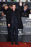 Brad Pitt<br /> at the &quot;Allied&quot; UK premiere, Odeon Leicester Square, London.<br /> <br /> <br /> &copy;Ash Knotek  D3202  21/11/2016