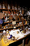 FL: Florida Everglades National Park,.historic Smallwood store, interior.Photo Copyright: Lee Foster, lee@fostertravel.com, www.fostertravel.com, (510) 549-2202.Image: flever215
