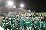 Carson  Colts vs Long Beach Poly (CIF Southern Section).LB Poly after game prayerVeteran Memorial Stadium.Long Beach, California  21 Sept 2007.KN1R6397.JPG.CREDIT: Dirk Dewachter