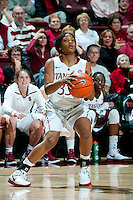 STANFORD, CA - NOVEMBER 17: Stanford hosted Old Dominion University at Maples Pavilion. The Cardinal defeated Big Blue 97-48.