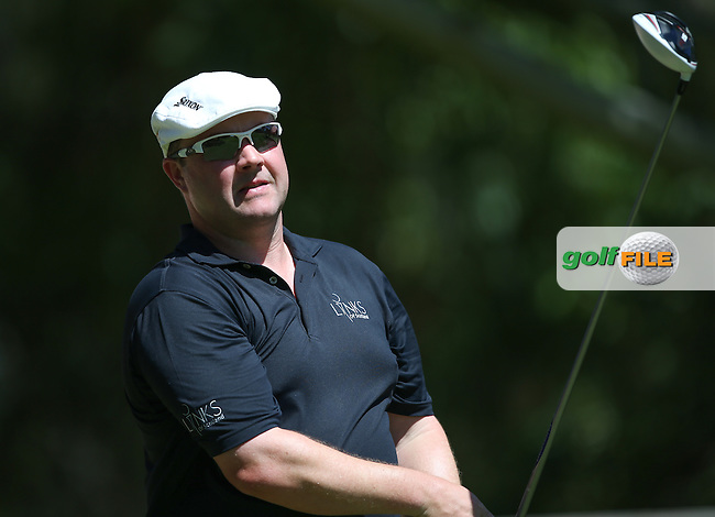 Chris Doak (SCO) during Round Three of the Africa Open 2015 at the East London Golf Club, East London, Eastern Cape, South Africa. Picture:  David Lloyd / www.golffile.ie. 07/03/2015
