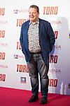 "Alberto Chicote attends to the premiere of the spanish film ""Toro"" at Kinepolis Cinemas in Madrid. April 20, 2016. (ALTERPHOTOS/Borja B.Hojas)"