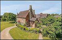 Historic Kings Lodge for sale - Charles II link.