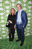 BEVERLY HILLS, CA - JANUARY 6: Kathy Hilton, Rick Hilton, at the HBO Post 2019 Golden Globe Party at Circa 55 in Beverly Hills, California on January 6, 2019. <br /> CAP/MPI/FS<br /> ©FS/MPI/Capital Pictures