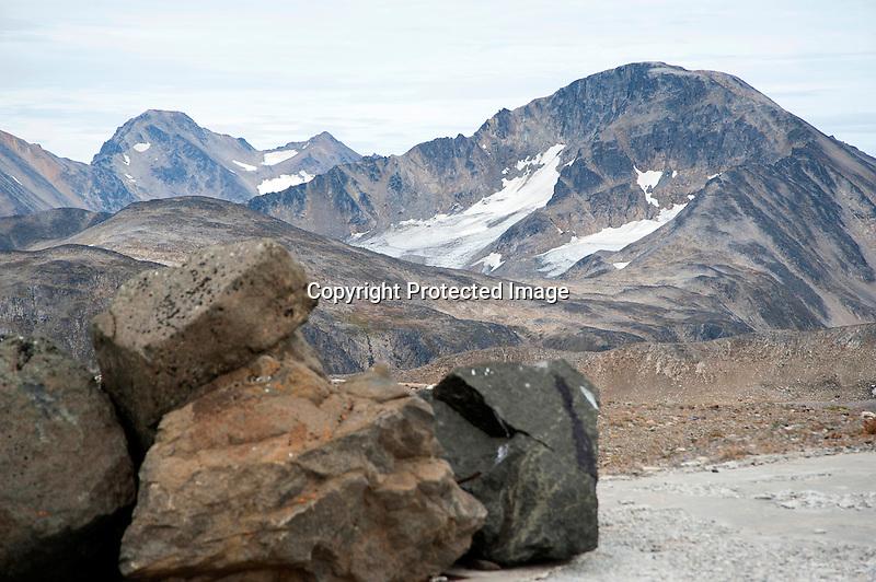Radar Station Kulusuk Greenland